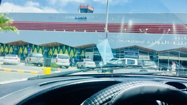 Abha Regional Airport  - Sputnik International