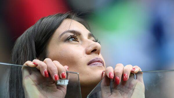 A female football fan - Sputnik International