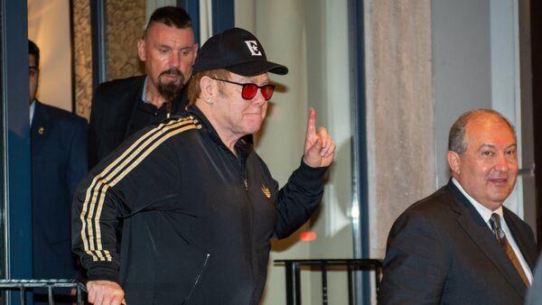 Elton John  - Sputnik International