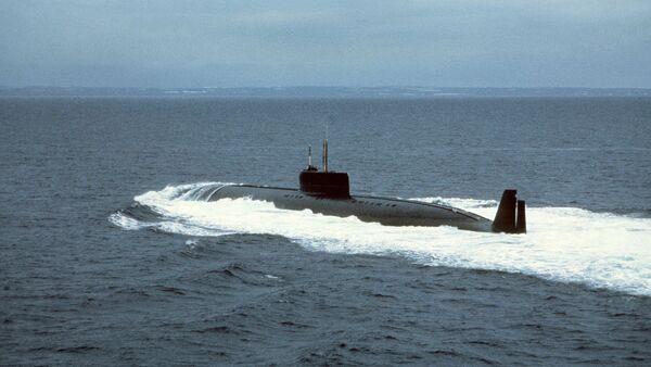 Nuclear submarine K-162 - Sputnik International