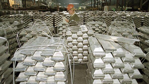 Продукция Саянского алюминиевого завода - Sputnik International
