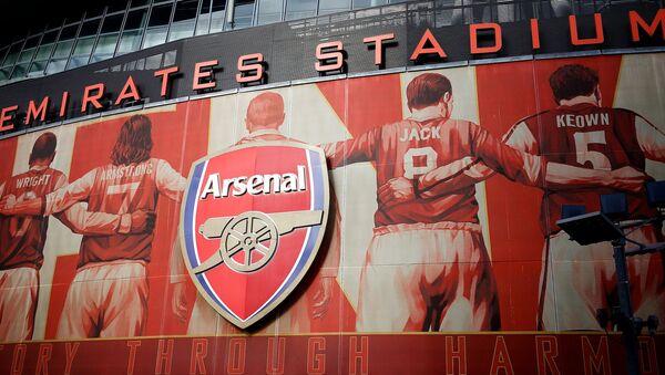 Arsenal FC - Sputnik International