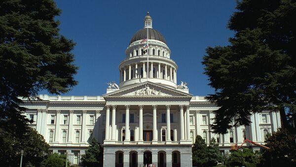 California State Capitol building. - Sputnik International