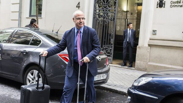 Investor William Browder - Sputnik International