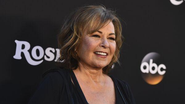 Roseanne Barr arrives at the Los Angeles premiere of Roseanne on Friday, March 23, 2018 in Burbank, Calif. - Sputnik International