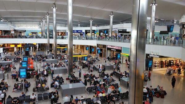 Heathrow Airport, UK - Sputnik International