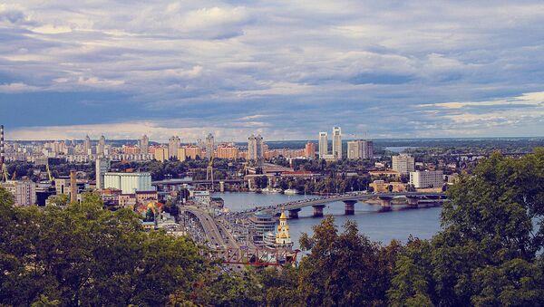 Cityscape view of Kiev, Ukraine - Sputnik International