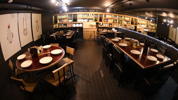 Volgograd's Rice Restaurant - Sputnik International