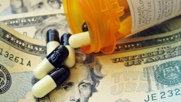 Medicine Cost - Sputnik International