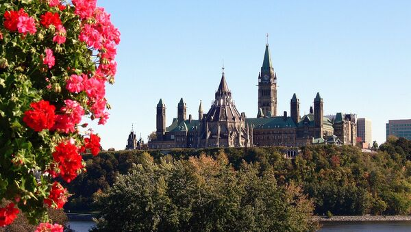 Parliament Hill, Ottawa - Sputnik International