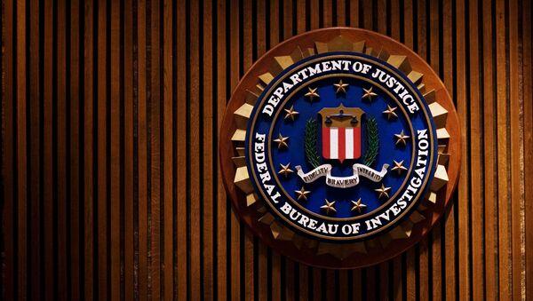 FBI-Emblem - Sputnik International