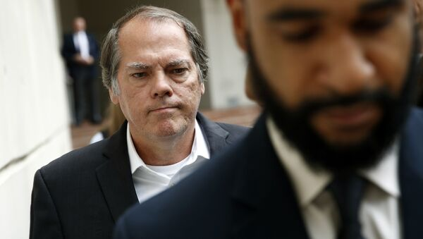 James Wolfe, former director of security with the U.S. Senate Intelligence Committee, departs a federal courthouse after a hearing, Friday, June 8, 2018, in Baltimore. - Sputnik International