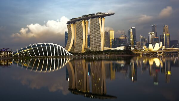 Morning Singapore - Sputnik International