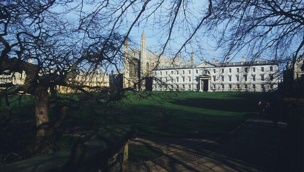 Cambridge University - Sputnik International