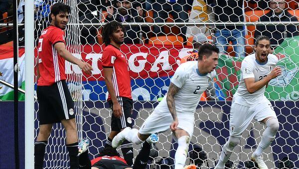World Cup - Group A - Egypt vs Uruguay - Sputnik International