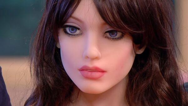 Samantha the Sex Robot - Sputnik International