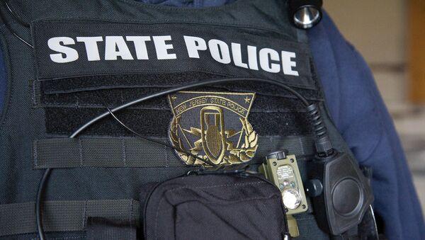 New Jersey State Police  - Sputnik International