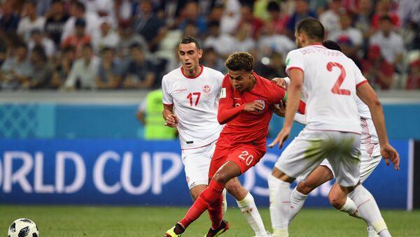 2018 World Cup, England-Tunisia - Sputnik International