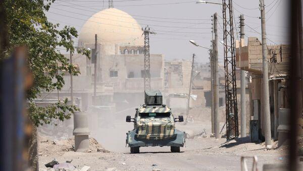Situación en Siria - Sputnik International
