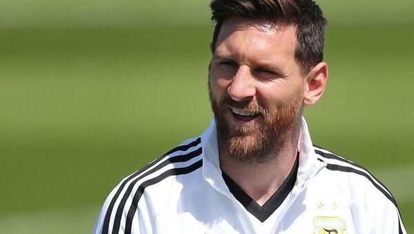 Lionel Messi - Sputnik International
