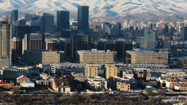 Ulaanbaatar. General view - Sputnik International
