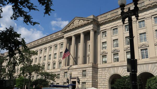 Herbert C. Hoover Building, United States Department of Commerce, Washington, D.C. - Sputnik International