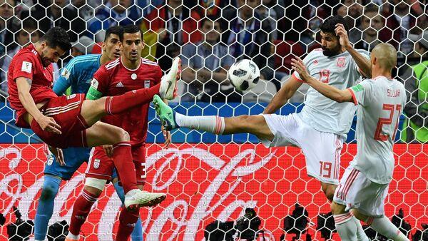Iran - Spain World Cup 2018 - Sputnik International