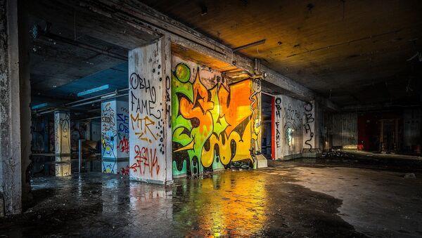 Urban, Warehouse, City, Empty, Pixabay - Sputnik International