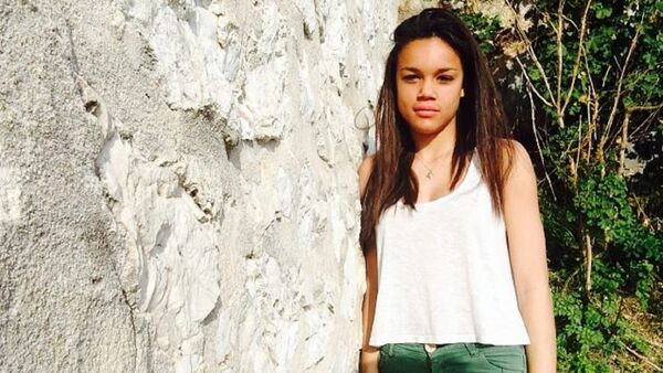 19-year-old Cedella Roman was detained for two weeks after accidentally entering the US from Canada while on a jog. - Sputnik International