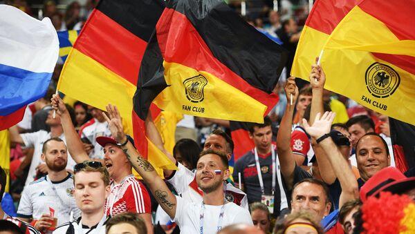 World Cup - Group F - Germany vs Sweden - Fisht Stadium, Sochi, Russia - June 23, 2018 - Sputnik International