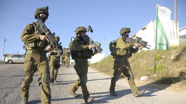 Soldats israéliens - Sputnik International