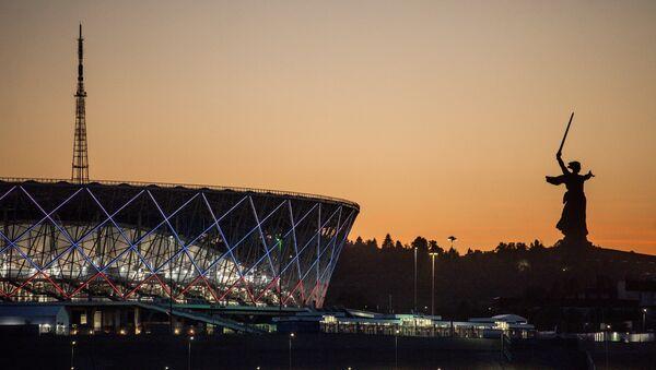 Volgograd Arena - Sputnik International