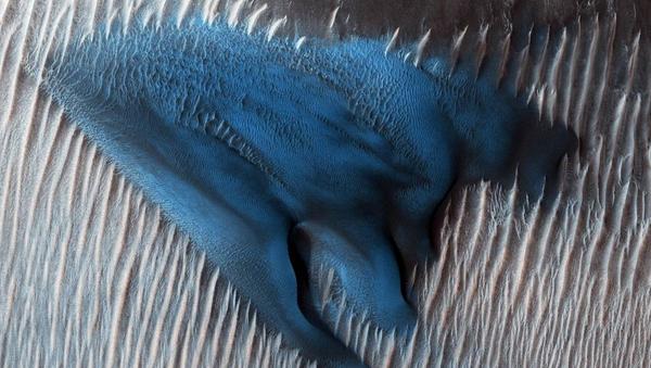 NASA sand dune - Sputnik International