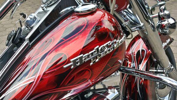 Harley-Davidson - Sputnik International