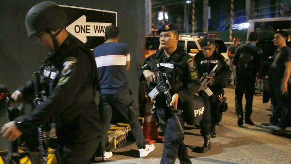 SWAT members of the Philippine National Police (File) - Sputnik International