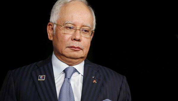 Najib Razak, ex primer ministro de Malasia - Sputnik International