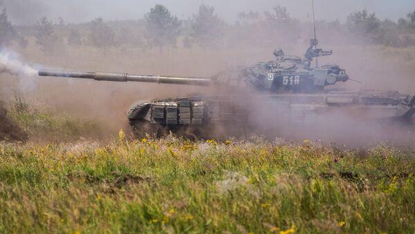 Т-72B1 - Sputnik International