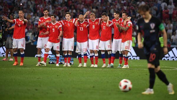 FIFA World Cup 2018 Quarterfinals, Russia - Croatia - Sputnik International