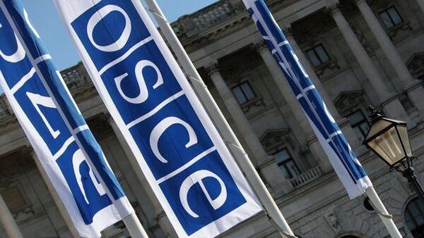 OSCE - Sputnik International