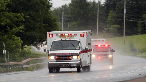 US ambulance - Sputnik International