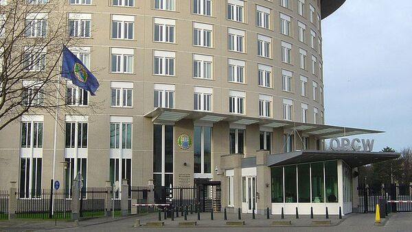 The Organization for the Prohibition of Chemical Weapons (OPCW)  headquaters - Sputnik International
