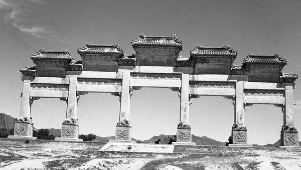 Ming tombs - Sputnik International