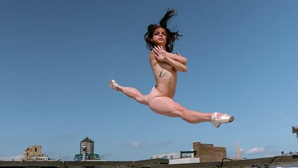Ballerina on the roof - Sputnik International