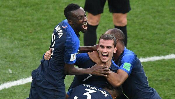 Russia World Cup France - Croatia - Sputnik International