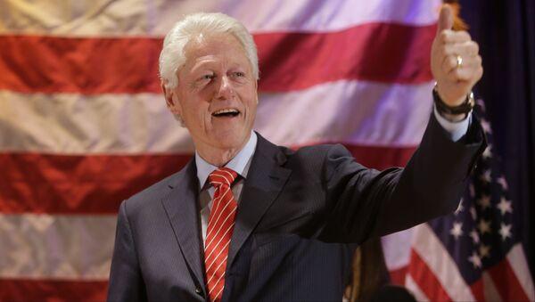 Former US President Bill Clinton - Sputnik International