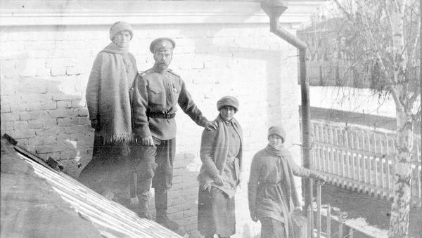 Twilight of the Empire: 100th Anniversary of Russian Royal Family's Execution - Sputnik International