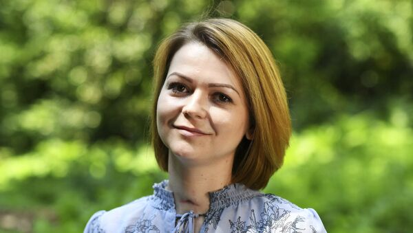 Yulia Skripal during an interview in London, Wednesday May 23, 2018 - Sputnik International