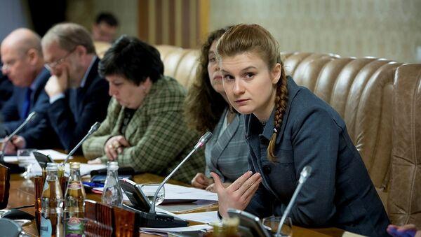 Maria Butina (Archivbild) - Sputnik International