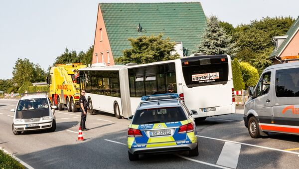 Messeattacke in Lübeck - Sputnik International