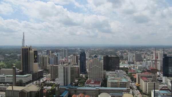 Nairobi - Sputnik International